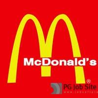 Staff Administrator, McDonald's